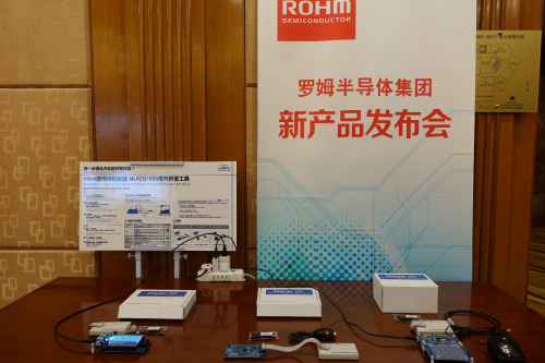 ROHM旗下蓝碧石半导体向16位微控制器市场发起主攻0