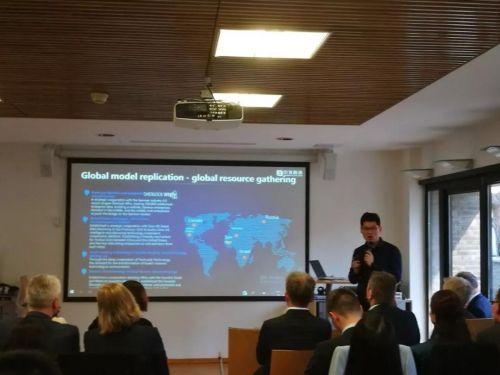 中发智造发挥纽带作用 促进中挪产业园区的国际合作2
