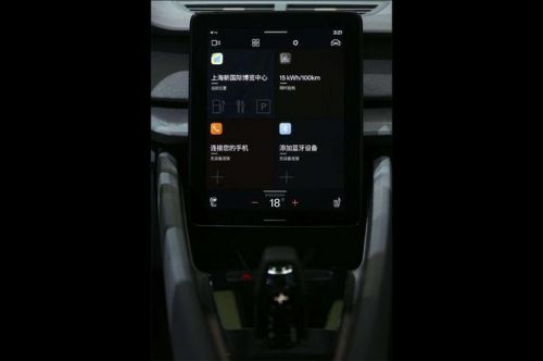 2019亚洲CES:Polestar 2发布新车载系统0