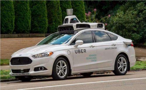 "Uber控诉自动驾驶汽车遭受人类""欺负""0"