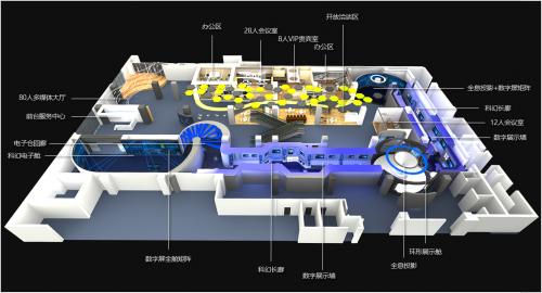 中关村智能制造创新中心:智能制造全新展示空间2