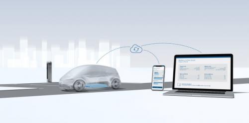 博世互联科技有效延长电动汽车电池使用寿命0