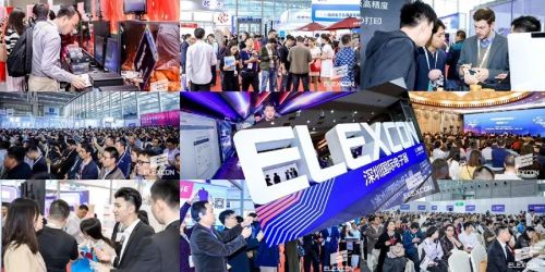 5G、IoT全球重磅展览空降中国,ELEXCON 2019年终电子大秀抢先剧透!2