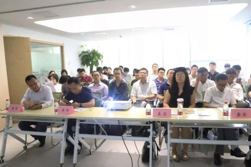 宣传优秀项目,对接金融资本:人工智能与智能制造项目路演活动成功举办9