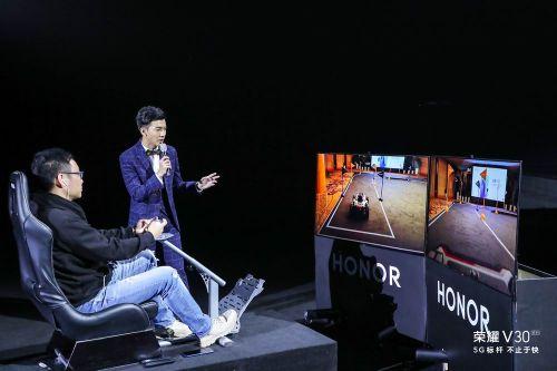 荣耀V30系列成首款全系5G双模手机  确立5G行业标杆地位5