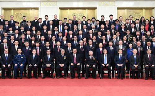 科技强国正当时:中共中央国务院隆重举行国家科学技术奖励大会0