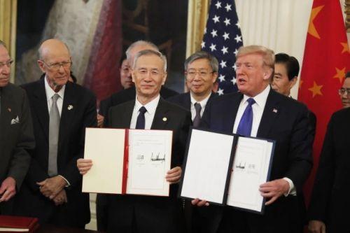 中美协议签了啥?这篇文章说明白了0