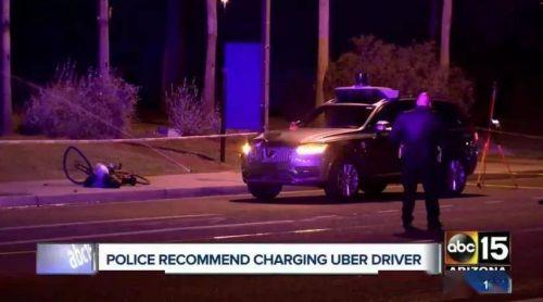 Uber安全员担责,掩盖自动驾驶的追责困境1