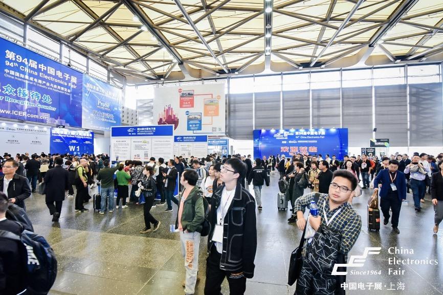 电子元器件国产化替代之路曙光已现 第96届中国电子展探索创新之路