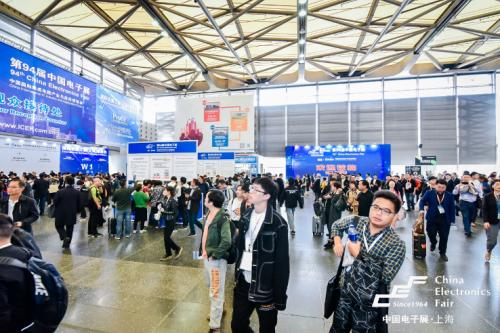 电子元器件国产化替代之路曙光已现 第96届中国电子展探索创新之路2