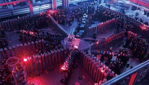 """中国首次实现量子优越性:""""九章""""问世!全球第二速度1"""