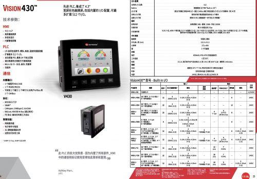 以色列Unitronics工控自动化厂商在华寻找代理11