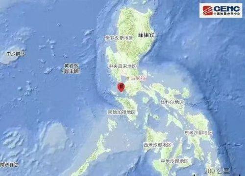 菲利宾突发6.3级地震,MCLL行业恐受冲击0