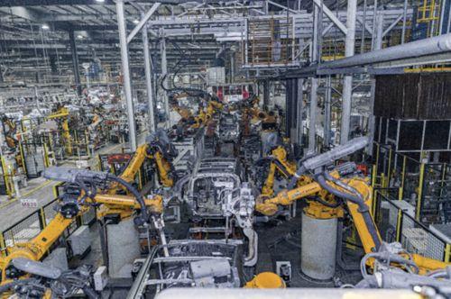 2021:中国步入智能制造新时代