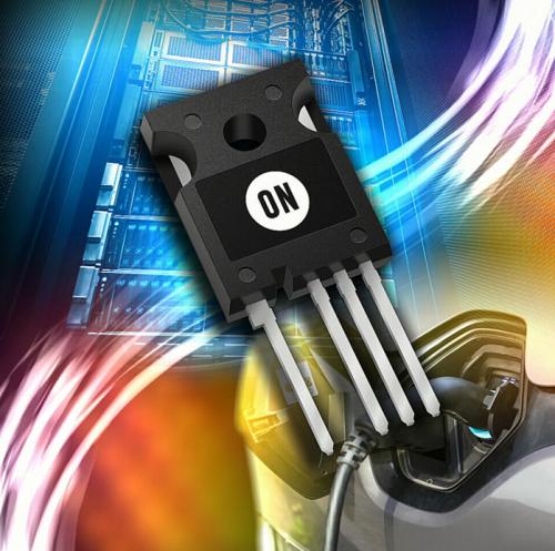 安森美全新650V SiC MOSFET,具备更优秀的开关和热性能0