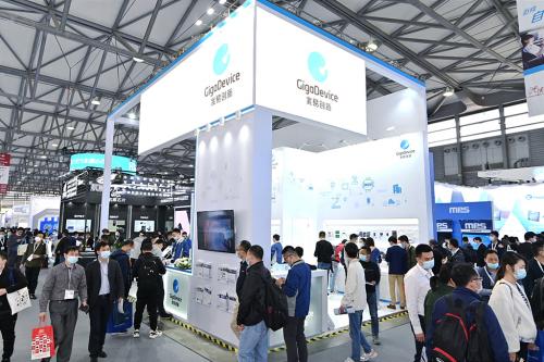 兆易创新持续打造丰富行业应用方案,亮相2021慕尼黑上海电子展0