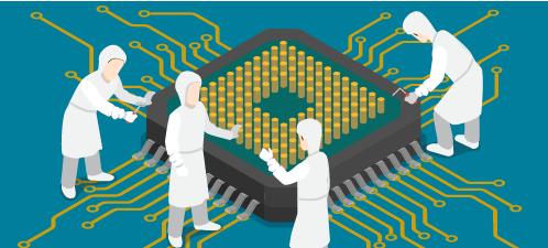 华为海思、龙芯、华大九天、国微... 国内头部芯片公司,如何定制芯片人才
